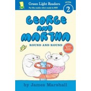 George and Martha: Round and Round, Paperback