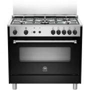 La Germania Amn965gnev Cucina 90x60 5 Fuochi A Gas Forno A Gas Ventilato 117 L C