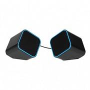 HAVIT Zvučnici za PC 473SK Crna/Plava