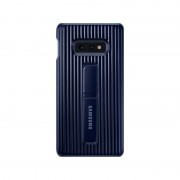 Husa protectie spate Samsung Protective Standing cover dark blue pt Samsung Galaxy S10e