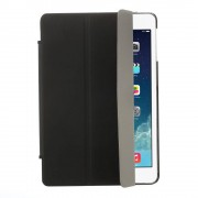 Mesh - iPad Mini 1/2/3 Hoes - Smart Case Cover Zwart