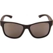 INVU Rectangular Sunglasses(Golden)