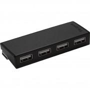 Targus 4 Port Mobile USB 2.0 Hub - ACH114EU