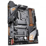 Дънна платка Gigabyte Z390 AORUS PRO Wi-Fi, Socket 1151 (300 Series), 4 x DDR4, RGB Fusion, GA-MB-Z390-AORUS-PRO-WIFI