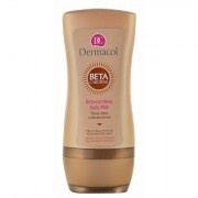 Dermacol After Sun Beta-Carotene Body Milk After Sun Lotion mit Beta-Carotin 200 ml für Frauen