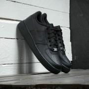 Nike Air Force 1 (GS) Black/ Black-Black