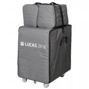 HK Audio LUCAS 2K18 Roller Bag Lautsprecherzubehör