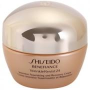Shiseido Benefiance WrinkleResist24 Creme intensivo nutritivo antirrugas 50 ml