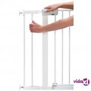 Safety 1st Produžetak za Sigurnosnu Ogradu 14 cm Bijeli Metalni 24294310