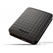 """Hard Disk extern Maxtor M3 Portable 2,5"""" 2TB USB3.0, negru (HXM201TCBM)"""