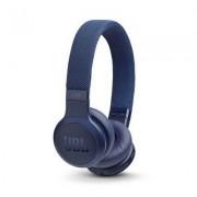 JBL LIVE 400BT - Headphones with mic - on-ear - Bluetooth - wireless - blue