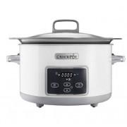 Slow cooker Crock-Pot CSC026X-DIM, 5.0 l, 220W, Digital, 2 programe (Alb)