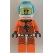 cty1065 Minifigurina LEGO City-Astronaut fata cty1065