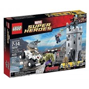 Lego Super Heroes 76041 Secret Society Attack on Hydra ?Parallel Import Goods?