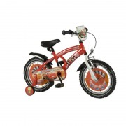 Bicicleta Disney Cars 16 CYCLES