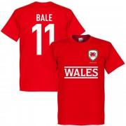 Retake Wales Bale Team T-shirt - rot - S
