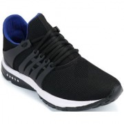 Clymb Mapro Black Blue New Sports Running Shoes For Men's In Various Sizes