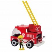 Hape Fire Truck E3008