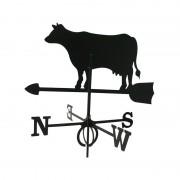 Svens Girouette Vache en fer forgé grand modèle