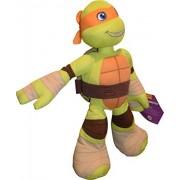 Nickelodeon Teenage Mutant Ninja Turtle Michelangelo 12 Plush Figure by Ninja Turtles