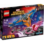 LEGO® De Milano vs. de Abilisk (76081), »LEGO® MARVEL Super Heroes«