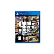 Jogo GTA V - PS4 Take two