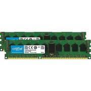 Crucial ct2kit102472bd160b 240-Pin DIMM-modules 16 GB Kit (8gbx2) DDR3 PC3 – 12800 ECC unbuff