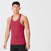 Myprotein Camiseta de Tirantes Larga Dry-Tech - M - Dark Red
