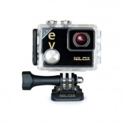 NILOX EVO 4K30 Action Camera Nera