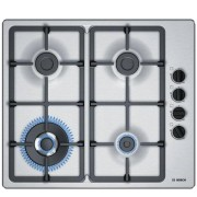 Bosch 60cm Serie 2 Natural Gas Cooktop (PBH6B5B90A)