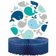 Blue Whale Centerpiece (1 ct)