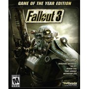 FALLOUT 3 - GAME OF THE YEAR EDITION (GOTY) - STEAM - PC - WORLDWIDE