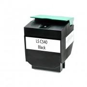 Italy's Cartridge TONER 540H NERO COMPATIBILE PER LEXMARK C540 N,543 dn,544 N,544 DN,544 DTN C540H1KG 2.500 PAGINE