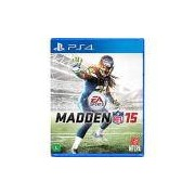 Game - Madden NFL 15 - PS4