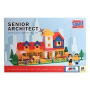GRAPPLE DEALS Smart Blocks My First Architect Set - Interlocking Architectural Set For Kids.(Multicolor)