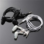 3.5MM Swimming Waterproof Earphone For Media Player FM Radio MP3 iPod
