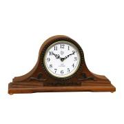 Dřevěné stolní hodiny JVD HS11.1 Á La Campagne