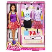 Barbie Teresa Doll and Fashions DMN99
