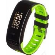 Smartband Garett Fit 23 GPS Bluetooth Monitorizare activitati Black Green