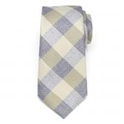 Férfi klasszikus nyakkendő mikroszálas (minta 1286) 7991 dobókocka