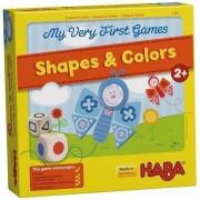 Primele mele jocuri: Forme Geometrice și Culori ( Shapes and Colors )