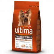 Affinity Ultima ração para cães 2 x 7 kg/7,5 kg/15 kg - Pack económico - Mini Adult frango (2 x 7,5 kg)