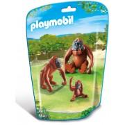 PLAYMOBIL - FAMILIE DE URANGUTANI (PM6648)