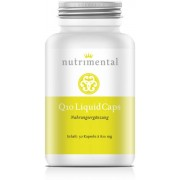 Nutrimental Coenzym Q10 Caps - 50 Kapseln