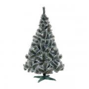 Novogodišnji bor sa belim vrhovima iglica 180 cm 20946