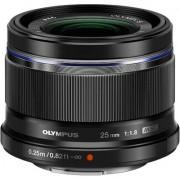 Olympus MFT 25mm F/1.8 zwart M.Zuiko Digital
