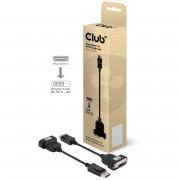Club3D Displayport - DVI-D (Single Link) Active Adapter CAC-1052