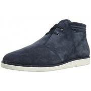 Fred Perry Men s Southall Mid Suede Chukka Boot Navy 9 F(M) UK / 10 D(M) US