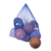 Large Mesh Coaches Sports Bag - Great for Holding Sport Balls & Equipment!