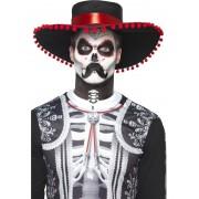 Kit machiaj Halloween senor Day of the Dead